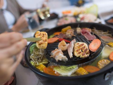 Thaise Grill en Hot Pot van TomYang BBQ